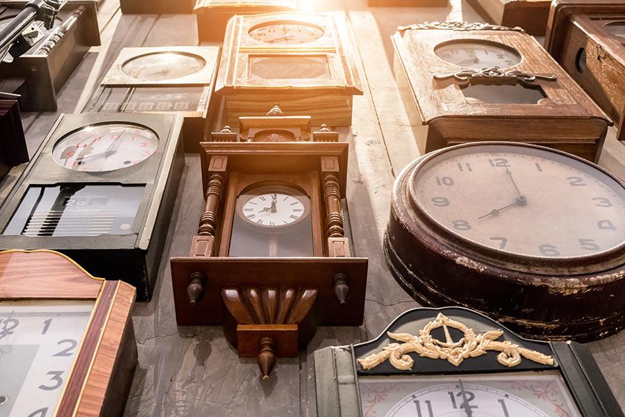 Restauration de pendule à Beaumont-sur-Oise | Horlogerie-Bijouterie Gilbert